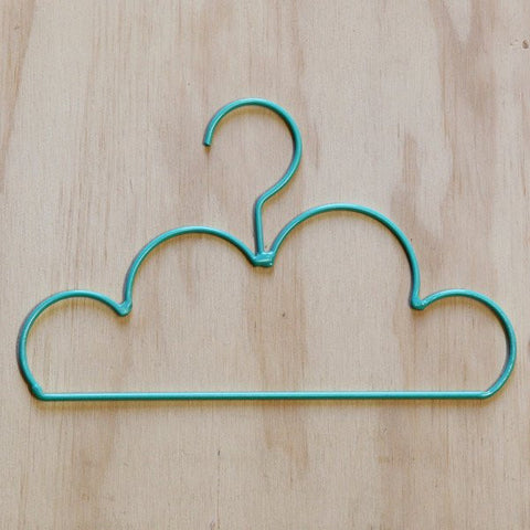 LARGE CLOUD HANGER MINT