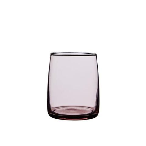 WYLIE SET OF 4 LOW TUMBLER -ROSE