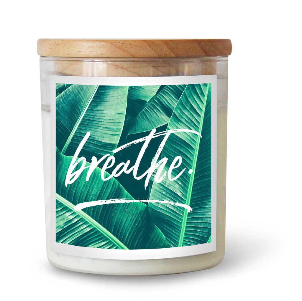 BREATHE SOY CANDLE