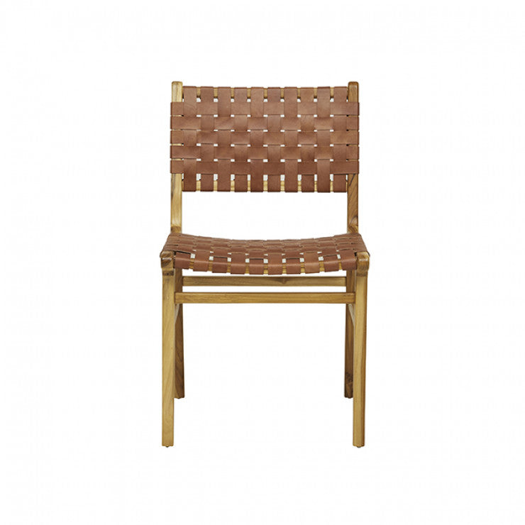 WILKE WOVEN DINING CHAIR