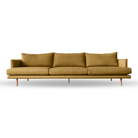 ZELLA LINEN SOFA -CUSTOM SIZING