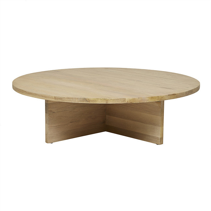 AIDEN ROUND COFFEE TABLE - MORE COLOURS