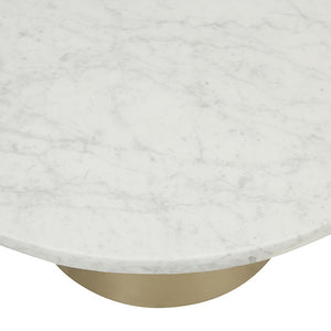 ELLE PILLAR COFFEE TABLE