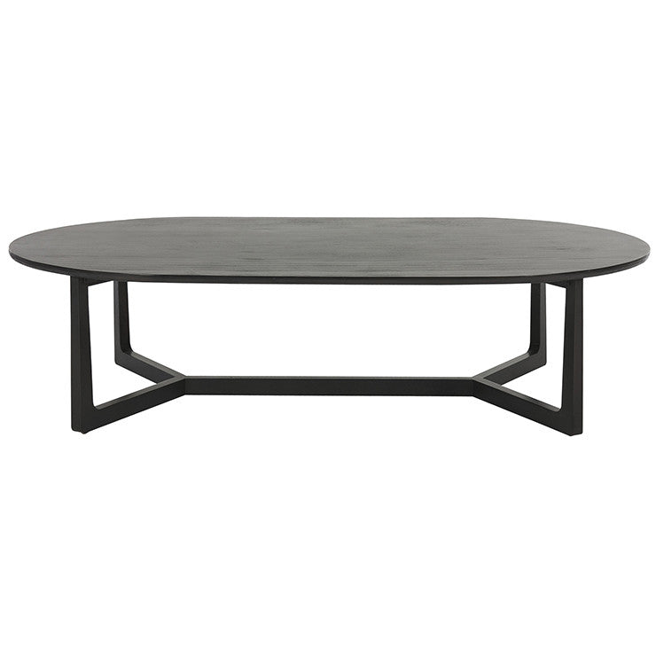 GEO OVAL COFFEE TABLE