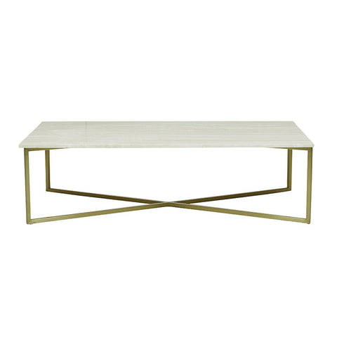 ELLE LUXE RECTANGLE COFFEE TABLE