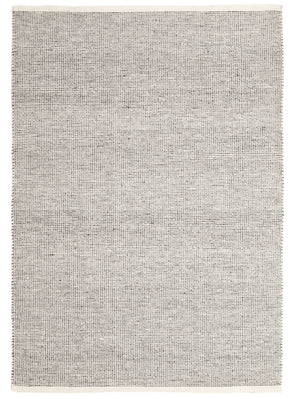 GINO GARGOYLE RUG - GREY/NATURAL