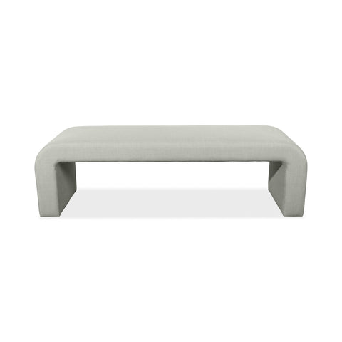 TULLY ARCH CUSTOM BENCH - KING