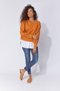 CABO SWEATER - CLAY