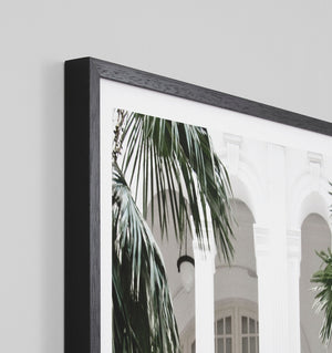 ISLAND RETREAT FRAMED ARTWORK