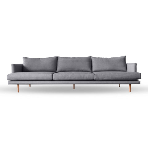 ZELLA TEXTURED SOFA -CUSTOM SIZING
