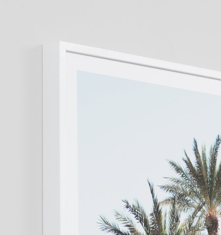MARRAKECH FRAMED ARTWORK