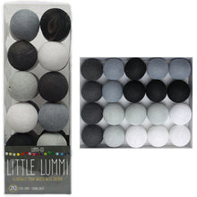 MONOCHROME LUMMI LIGHT SET