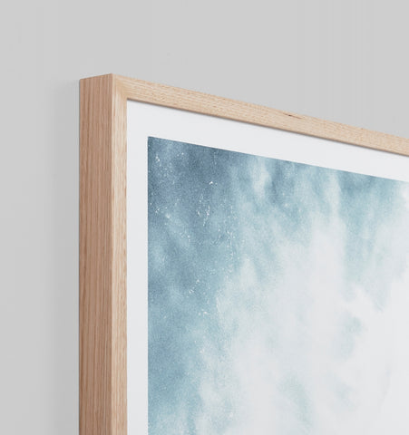 OCEAN MERGE 2 FRAMED ARTWORK