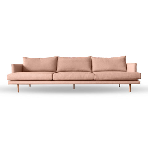 ZELLA VELVET SOFA -CUSTOM SIZING