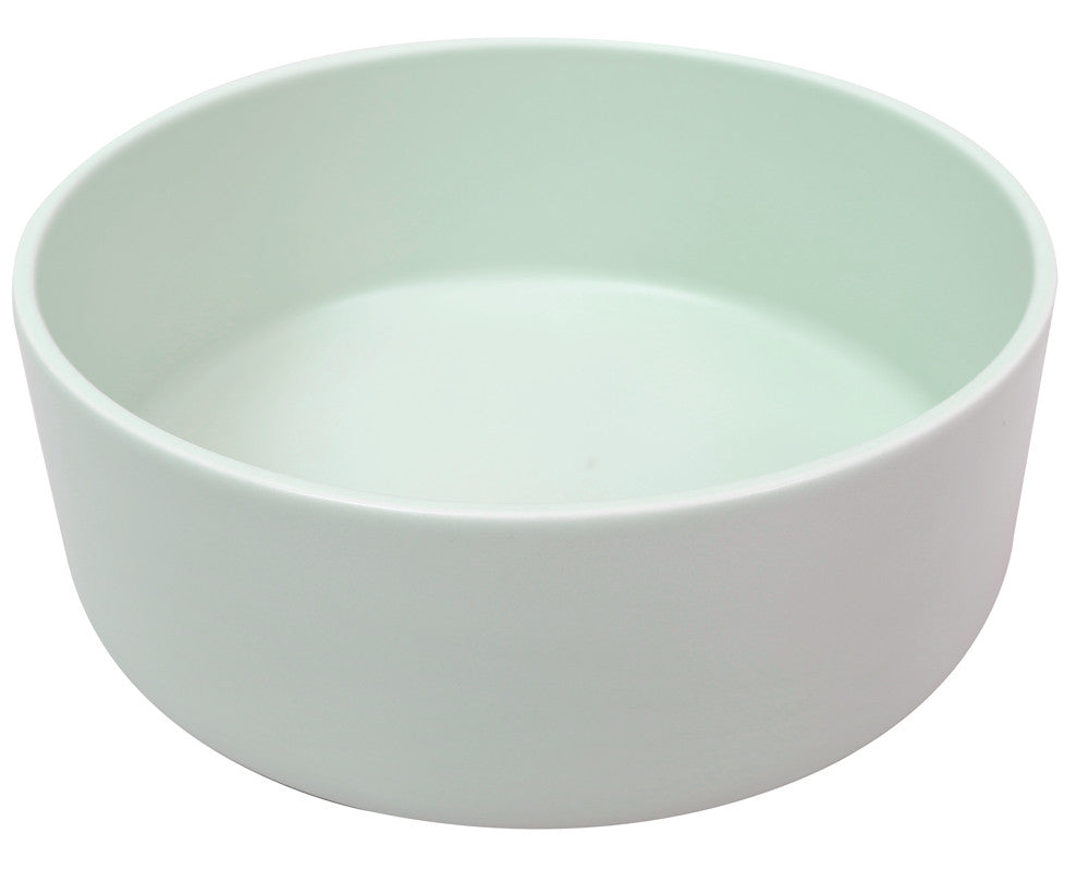 SOPHIA SALAD BOWL MINT GREEN