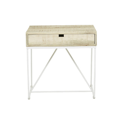 SANDPIPER BEDSIDE TABLE