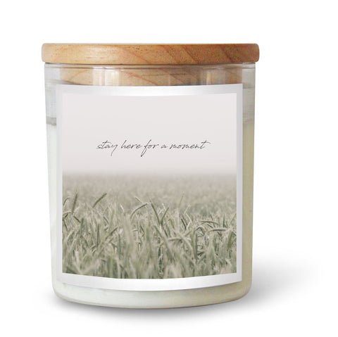 STAY HERE SOY CANDLE
