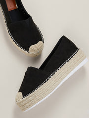 Buy women's Crochet Toe Cap Jute Wrapped Platform Espadrilles available at very affordable prices. Enjoy free shipping and free returns on selected orders. Place your order now.