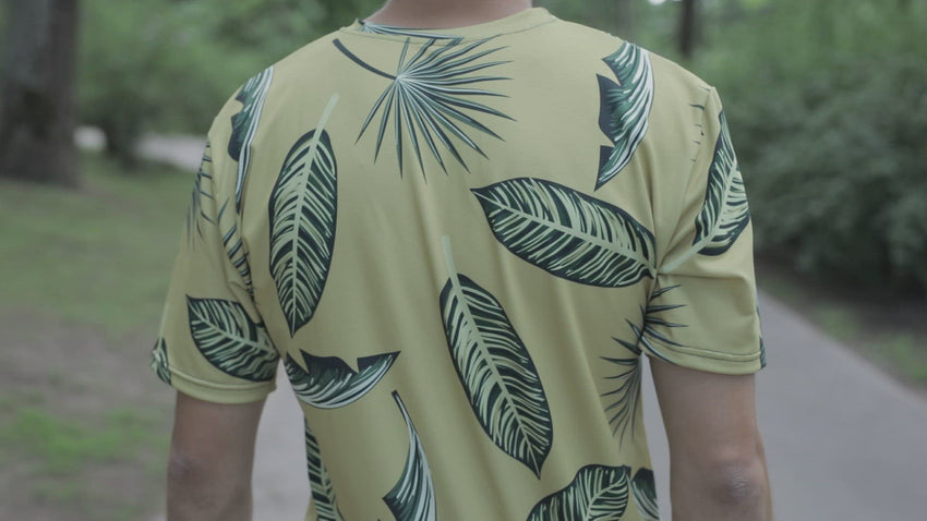 Custom All-over Print T-shirts.mp4