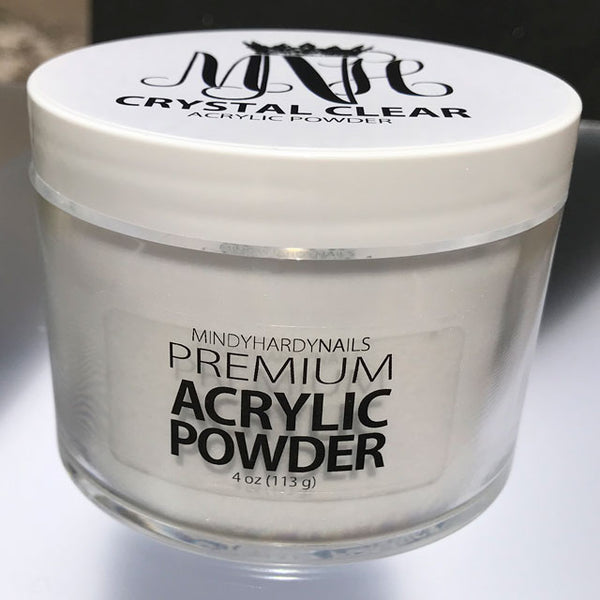 Crystal Clear Acrylic Powder 4oz