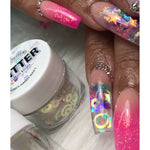 Celebration Glitter #015 - HOTNAILART