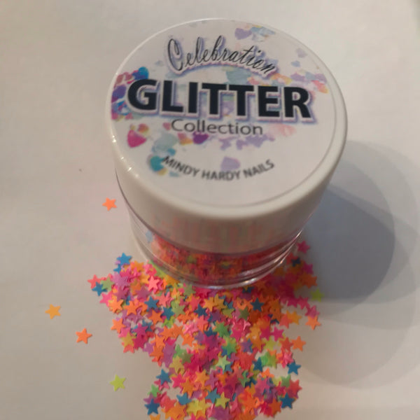 Celebration Glitter #008 - HOTNAILART