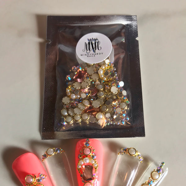 Pre Packaged Nail Designs - HOTNAILART