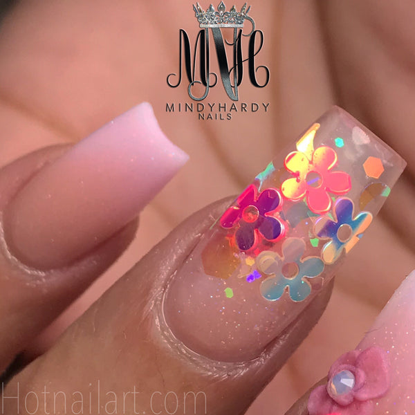 Celebration Glitter #009 - HOTNAILART