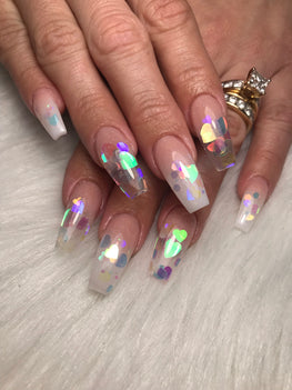 Celebration Glitter  #003 - HOTNAILART