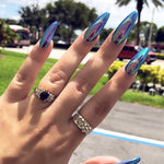 3 PC Glam Chrome Bundle - HOTNAILART