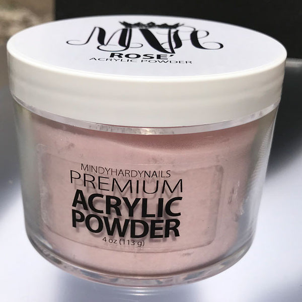 Rose' Acrylic Powder 4oz