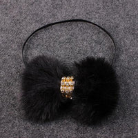 Lrg Black Fury Glam Headband