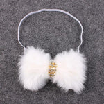 Lrg White Fury Glam Headband