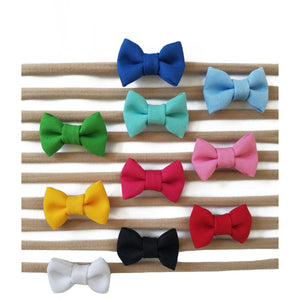"1.5"" Tiny Bow Headband"