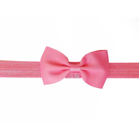 "2.5"", grosgrain, headband,hot pink, fuchsia, pink"