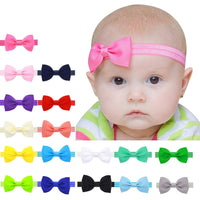 "2.5"" Grosgrain Hair bow Headband"