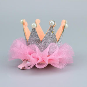 "2"" Crown Hair Clip"