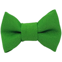 "1.5"", polyester, hair clip, clip, kelly green, green"
