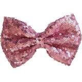 "5"", Sequin, 5-6"", Light pink, Hair clip"