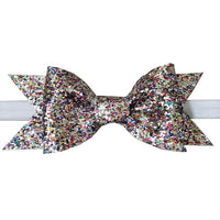 Multi Color Glitter Headband for Toddlers