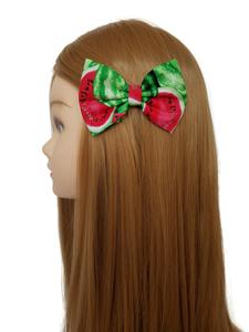 "4"" Watermelon Hair Clip"