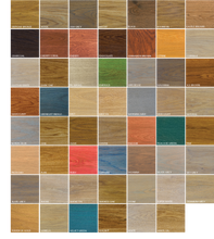 Rubio Monocoat Oil Plus 2C-A Sample Wood Stain Emerald