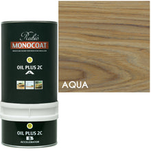 Rubio Monocoat Wood Stain Oil Plus 2C Aqua ECO
