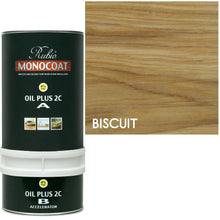 Rubio Monocoat Wood Stain Oil Plus 2C Biscuit ECO