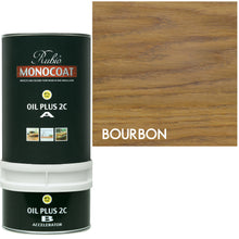 Rubio Monocoat Wood Stain Oil Plus 2C Bourbon