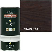 Rubio Monocoat Wood Stain Oil Plus 2C Charcoal-ECO