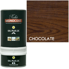 Rubio Monocoat Wood Stain Oil Plus 2C Chocolate