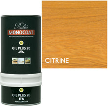 Rubio Monocoat Wood Stain Oil Plus 2C Citrine