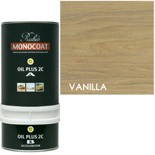 Rubio Monocoat Wood Stain Oil Plus 2C Vanilla ECO