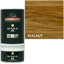 Rubio Monocoat Wood Stain Oil Plus 2C Walnut--ECO